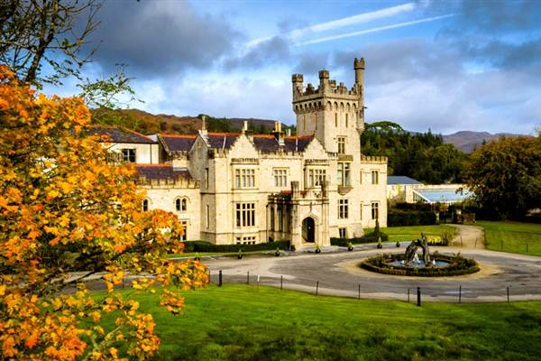 Lough Eske Castle, Solís Spa